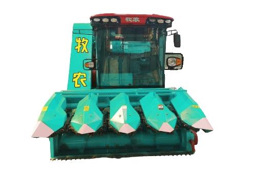 河北自走式玉米秸秆青储机