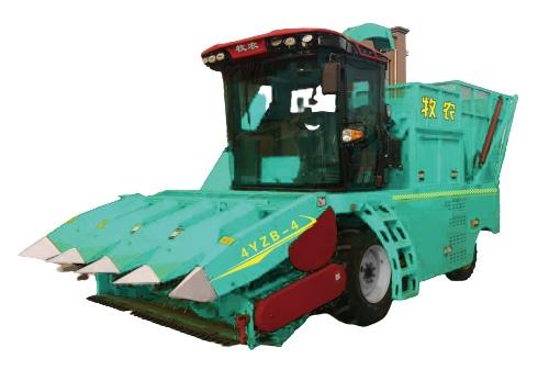 河北玉米秸秆青储收获机